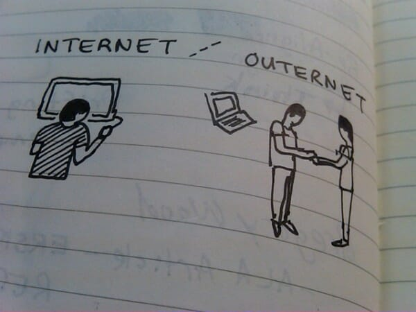 Del online al offline las 7 claves del networking