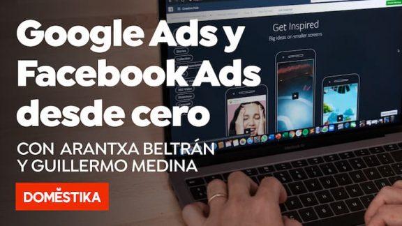 Curso Google Ads y Facebook