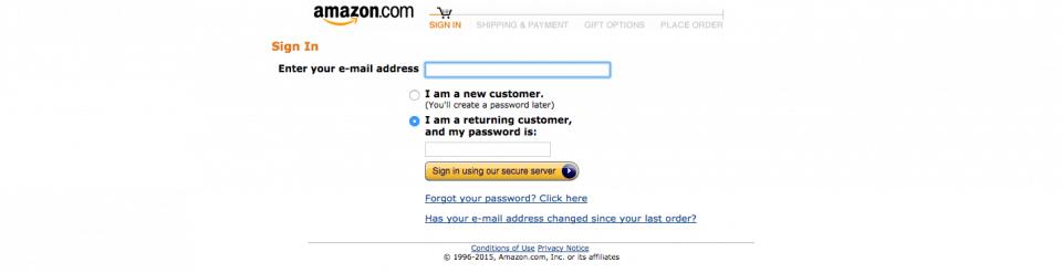 Amazon compra