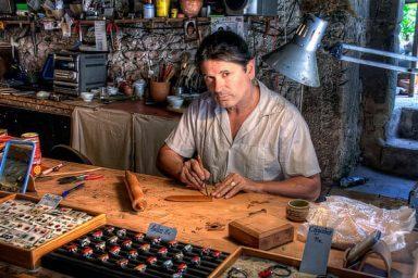 El emprendedor es el artesano del siglo XXI
