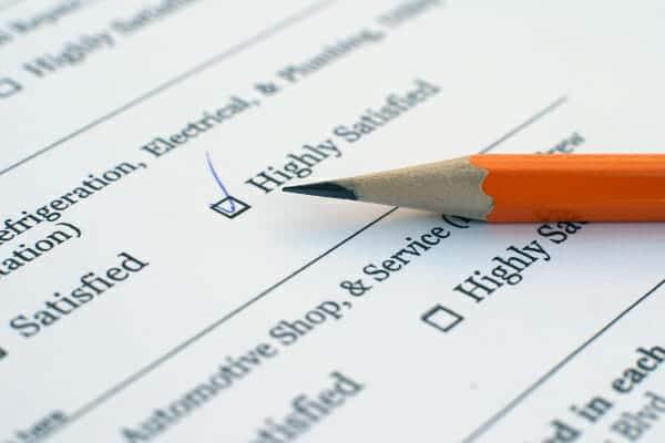 cómo hacer un estudio de mercado mediante una encuesta