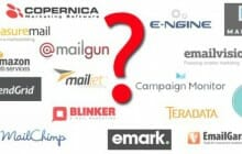 Proveedores de e-mail marketing
