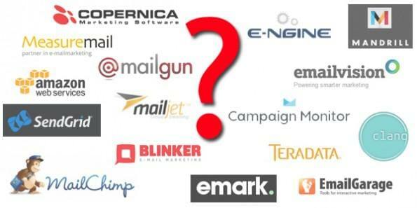 Proveedores de e-mail marketing
