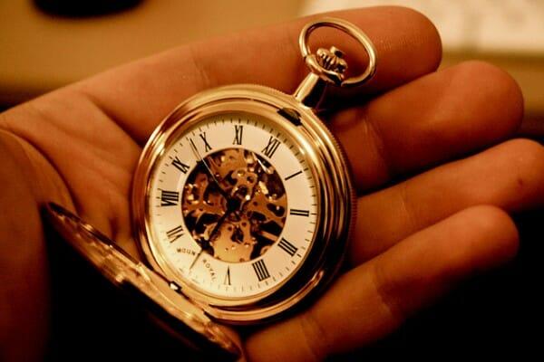 El tiempo de los emprendedores