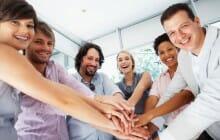 emprender es un trabajo de equipo