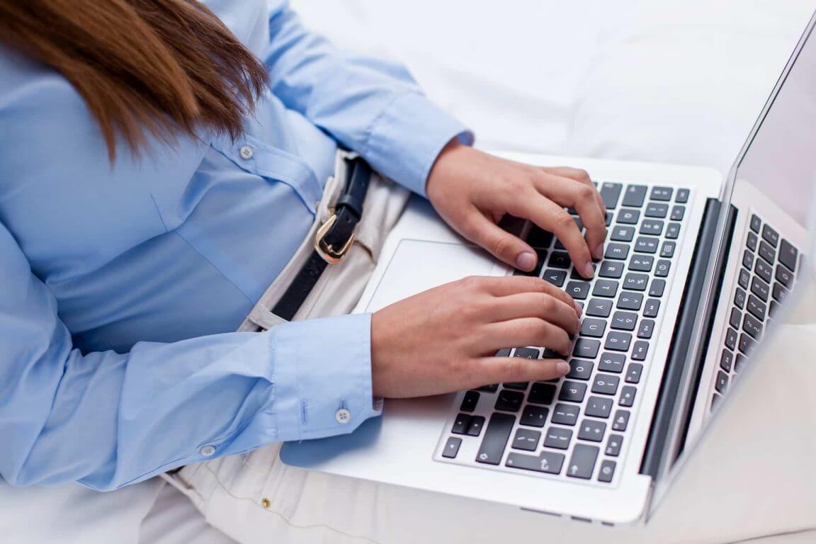 escribir un mail para establecer el primer contacto