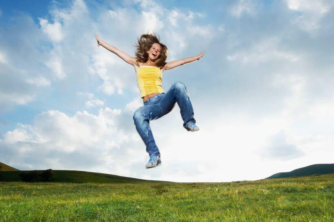 felicidad para alcanzar el éxito