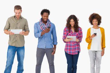 human media social media