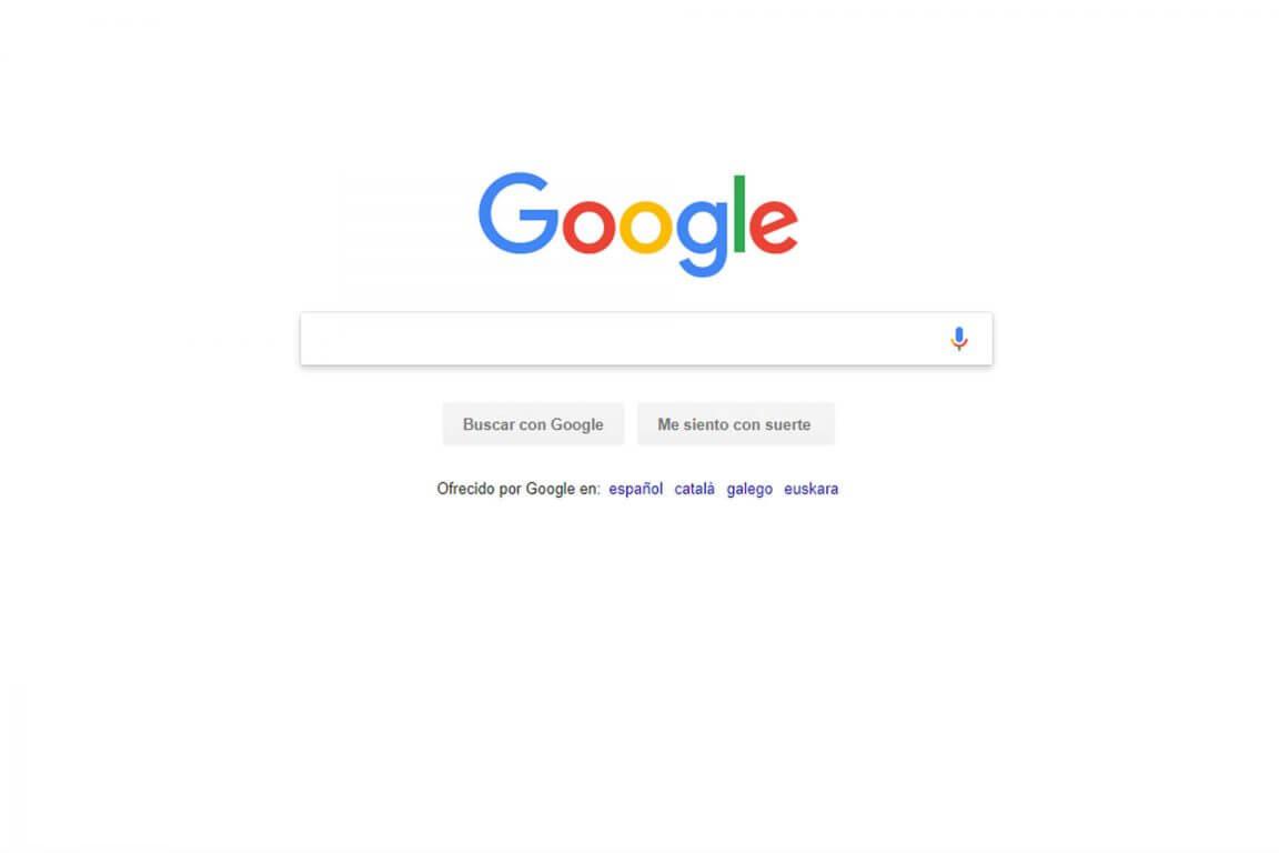 indexar pagina web en google