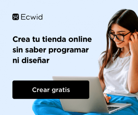 Crear tienda online Ecwid