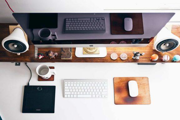 tener una oficina en casa