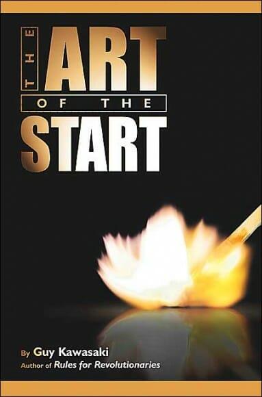Portada del libro The Art of The Start de Guy Kawasaki