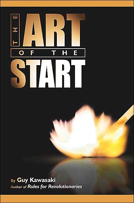 the art of the start by guy kawasaki pdf