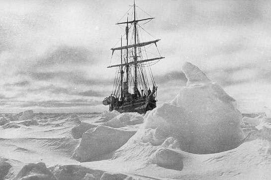 Viaje de Ernest Shackleton al Polo Sur, una de la mayores aventuras emprendedoras